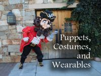 Puppets, Costumes, and Wearables